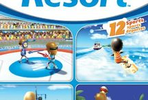 Wii games for kids / Self reference