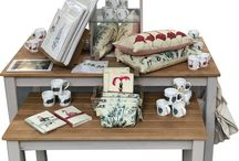 Christmas Ideas from Stagecraft's Responsible Retail Range / Christmas displays by responsible retail a rustic crate range designed for retailers.