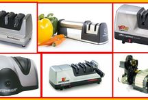 Knife Sharpener / Repin these and get more.