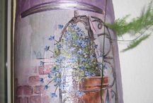 my personal creations   Decoupage