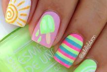 *Summer Nail Art / by Bliss Kiss