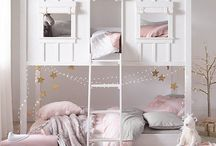 Kids bed-house