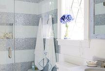 Beautiful Baths / by Michele Balfour