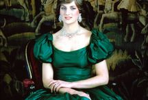 Lady Diana   prinses of Wales.
