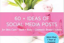 Social Media for Beauty Entrepreneur