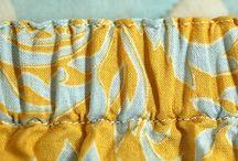 Syning kjoler/nederdele