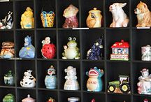 cookie jars / by bobbie
