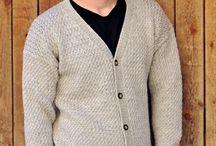herre jakker gensere