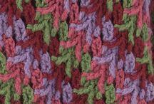 DIY - Crochet stitches
