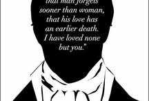 Austen, Bronte, Dickens... / by Chloe Losee