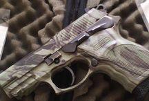 PERSONALIZACIONES / CUSTOM / Persaonalizá tu pistola con el diseño que mas te guste. Watertransfer, cerakote, tundra, BP9CC, Bersa, BersaThunderPro, Thunder22, Thunder.380, UltraCompact, UC, ultracompacta, firestorm, combat