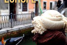 Travel Europe Food