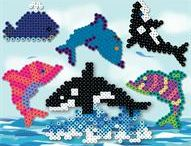 ocean perler bead patterns