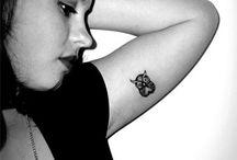 Tattoos / by Amanda Caveny