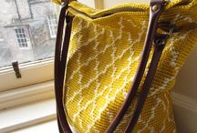 Crochet | Mochila / Tapestry bag