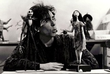 Tim Burton completely rocks my socks off!! / by Lacy Lovelace