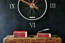 Diy cycling related objects and decorations