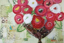 Floral art / by Terry Crawford
