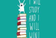 Estudar, estudar, estudar!!!