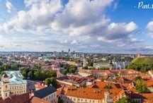 古いものとモダンが混在するリトアニアへ / バルト三国の南に位置するリトアニア共和国。パリ、北欧、次にJ'aDoRe JUN ONLINEが注目する魅力的な街をクローズアップ!