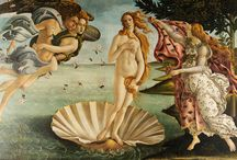 Botticelli Birth of Venus / Botticelli's Venus tells Sophia freedom brings new responsibility. She encourages her to let loose and embrace her new life
