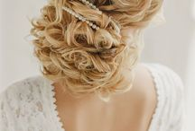 WED HAIRSTYLES  / Beauty and fresh