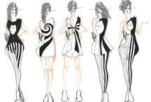 Tim Burton - 2014 / Fashion Collection #TimBurton #Tim #Burton #collection #fashion #moda #fashiondesign #design #fashiondesigner #designer #style #look #2014