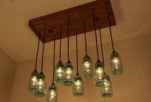 Huset / Lampa