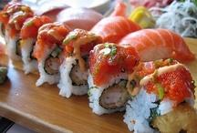 Sushi ... Delish