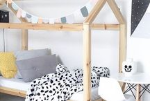 Thomas slaapkamer