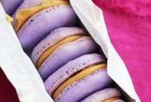 Macarons. That is all. / by Emily O'Brien