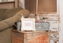 crates at home