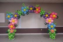 sugestões de balões