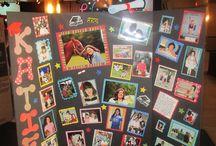 Graduation Photo Boards