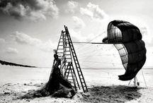 parachute / design moodboard