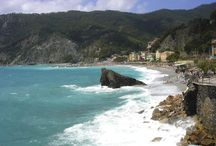 Cinque Terre / Scenes from this rugged coastline along the Italian Riviera