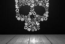 Buruezurak-Calaveras-Skulls