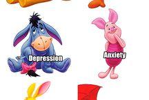 Psyka / mielenterveyttä ja sairautta mental health