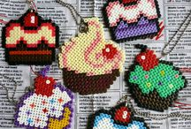 Ideas & Patterns HAMA BEADS