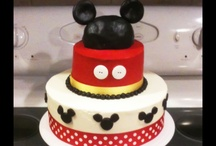 Cakes I want to make! / by Heather Owsley