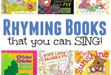 Rhyming Books That You Can Sing