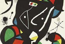 Joan Miró / Obra gráfica (grabados y litografías) de Joan Miró en venta. Todos de ellos con certificado oficial de autenticidad. No se conforme con reproducciones. Desde 4.000 euros