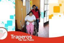Donaciones / Las donaciones a personas de bajos recursos que se les apoya con la donación de lo que mas necesiten: sillas de ruedas, pañales, ropa. muebles, colchones, etc.