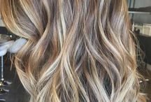 Hair Styles Color Highlights