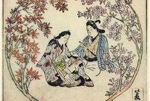 2 Early Ukiyo-e Masters