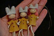 Olga tiny dolls