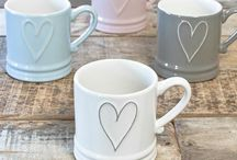 hand painted porcelain - new ideas / New fresh ideas handpainted on porcelain