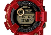 Casio Frogman / The cult ugly tough watches