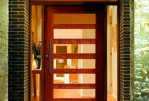 Front door ideas / Door