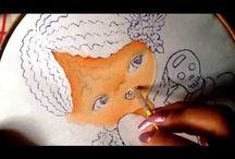 Pittura su Tela - Video